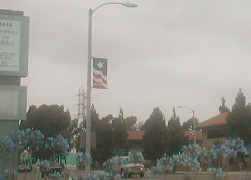city of stanton flags